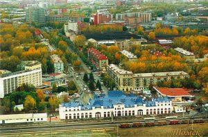 Автомойки Томска