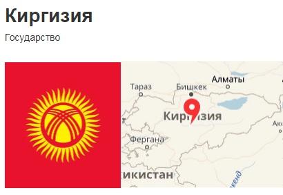 все Автомойки Киргизии